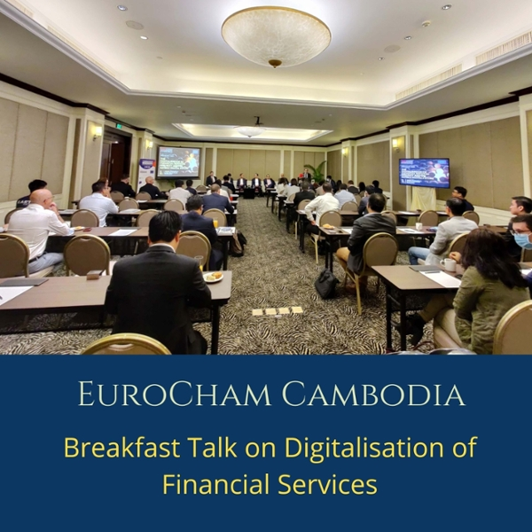 Breakfast Talk on Digitalisation of Financial Services