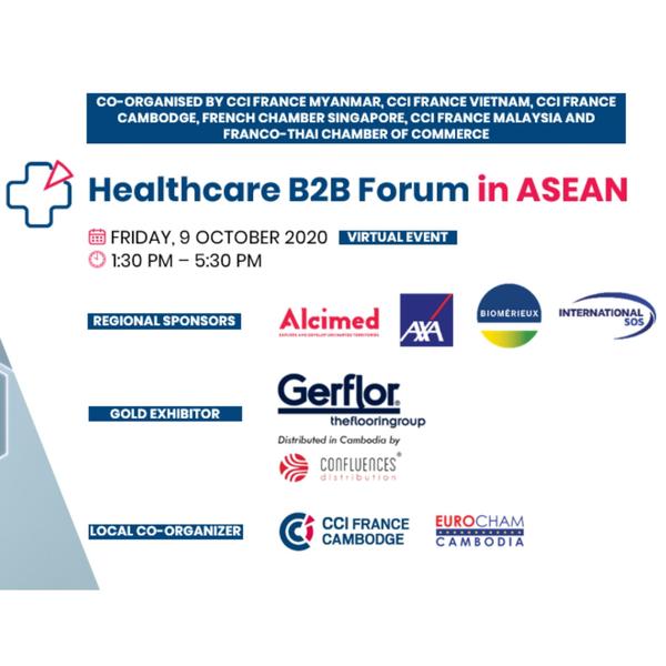 Healthcare B2B Forum in ASEAN