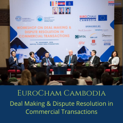 Workshop on Deal Making and Dispute Resolution in Commercial Transactions