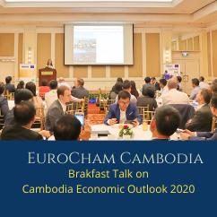 Breakfast Talk on Cambodia Economic Outlook 2020