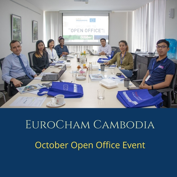 October Open Office Event