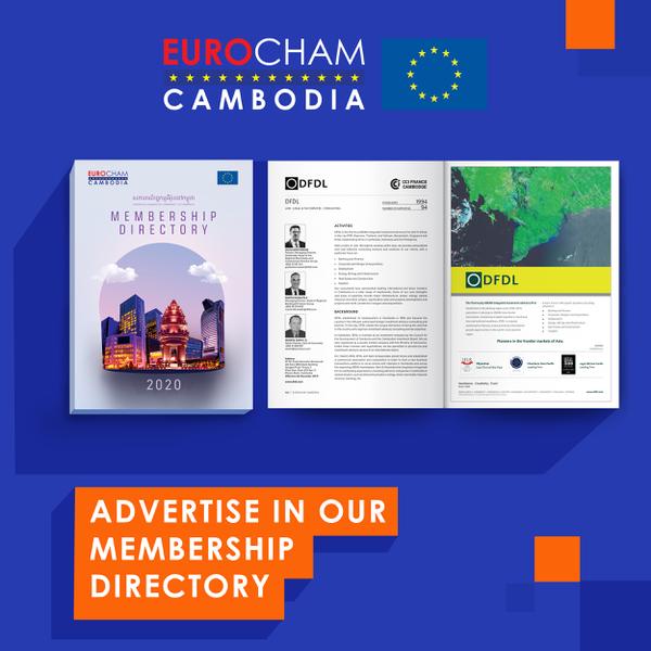 EuroCham Membership Directory Advertisements