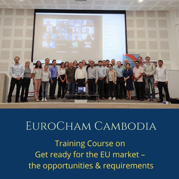 Training Course on  Get ready for the EU market –  the opportunities & requirements