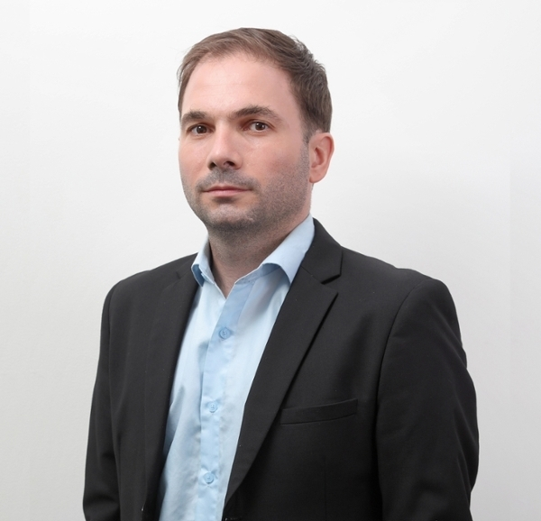 Mr. Guillaume Maltaverne, Trade Information and Advocacy Advisor at ARISE+ Cambodia