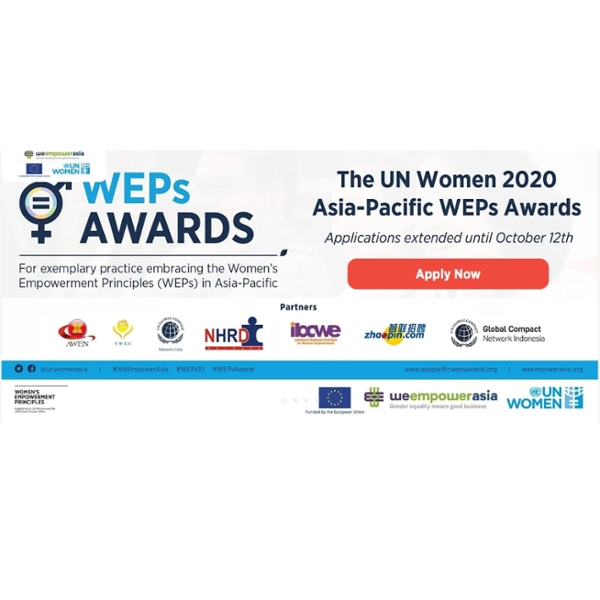 The 2020 Asia-Pacific WEPs Awards