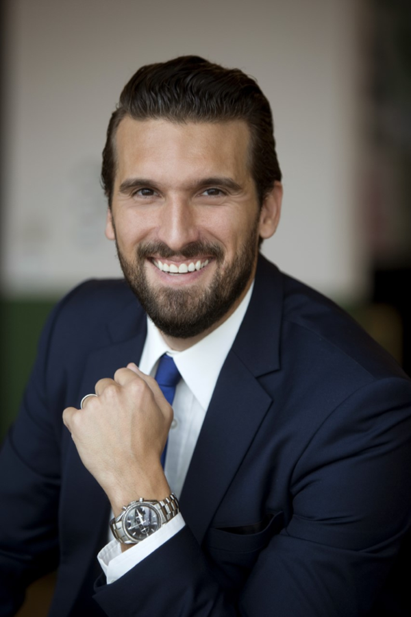 Mr. Alessandro Bisagni, Founder & President of BEE Incorporations