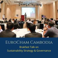 Breakfast Talk on Sustainability Strategy & Governance