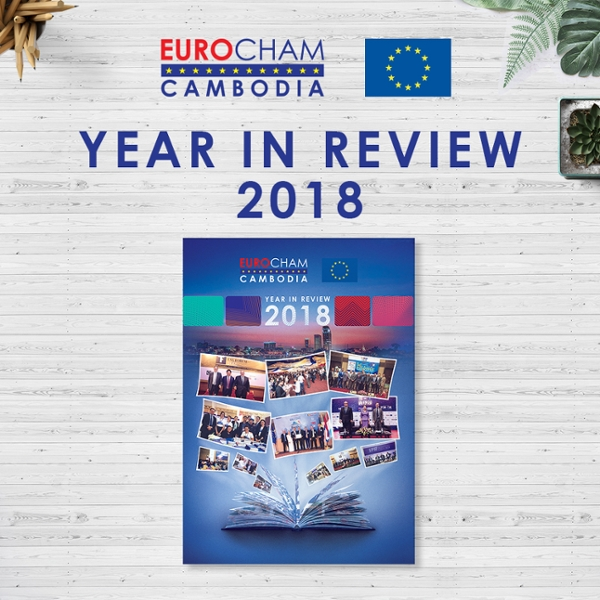 EuroCham Newsletter: May 2019 | EuroCham Cambodia on EventBank
