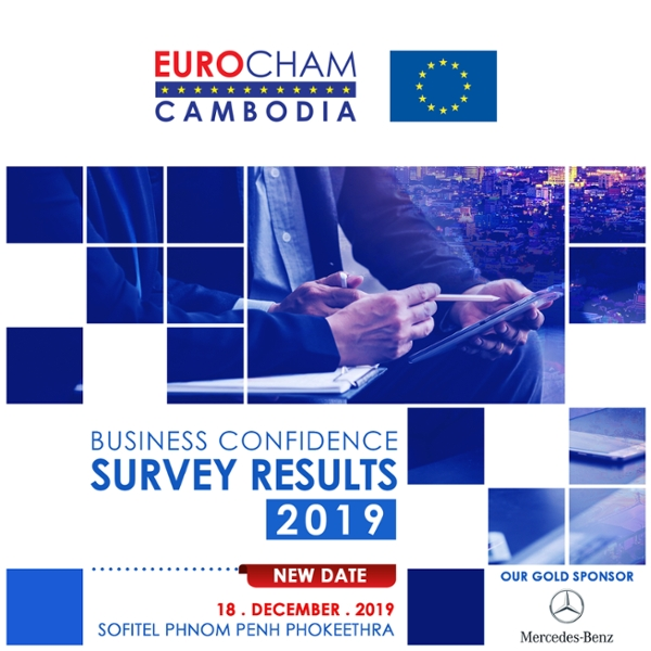 Business Confidence Survey Results: Luncheon with H. E. SOK Chenda Sophea