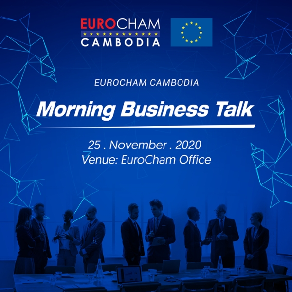 Morning Business Talk with EuroCham (For Members Only)
