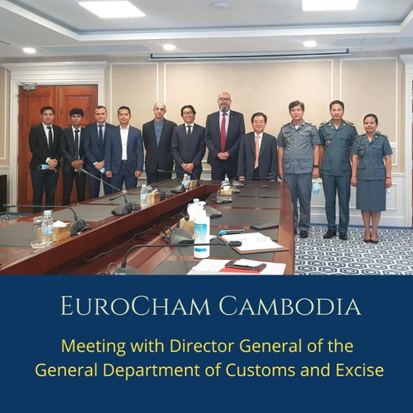 Meeting with Director General of the General Department of Customs and Excise