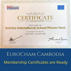 EuroCham Membership Certificates are Ready